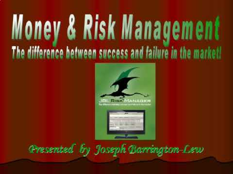 Stock Trading Money Management Software JBLRM8