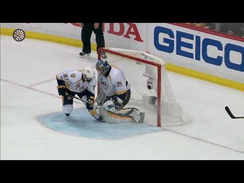Gotta See It: Penguins chase Rinne with three quick goals