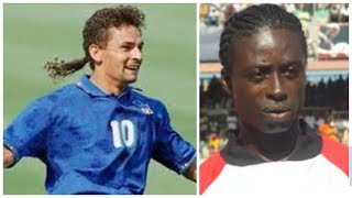 Download I Was Supposed To Replace Roberto Baggio at Brescia But..... [Charles Taylor Speaks] Mp3 and Videos
