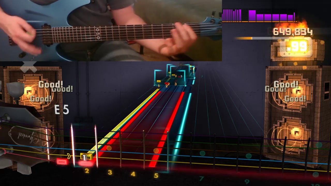 Rocksmith: All-new 2014 Edition - Megadeth: Tornado of Souls 2016 pc game Img-3