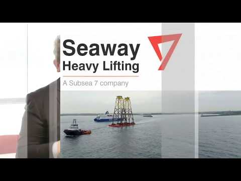 Seaway 7 - Heavy Lifting on Beatrice Offshore Wind Farm (French)