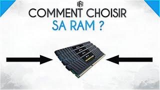 [FR] COMMENT CHOISIR SA RAM? - HardwareFR