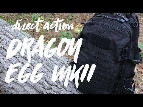 Direct Action Dragon Egg MK II Pack Review