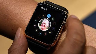 The Apple Watch Is Not a Slam Dunk: IDC's Mainelli