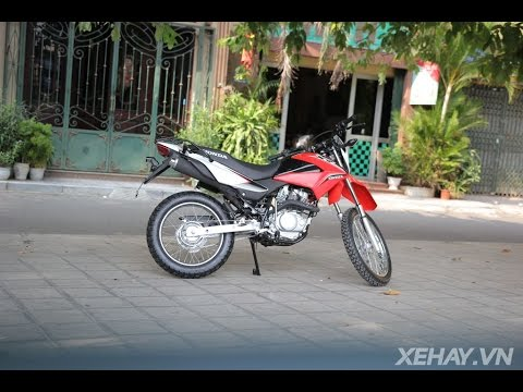 """[XEHAY.VN] Cào cào giá rẻ Honda XR 150L Tuy nhiên khả năng """"phượt"""" cao"""