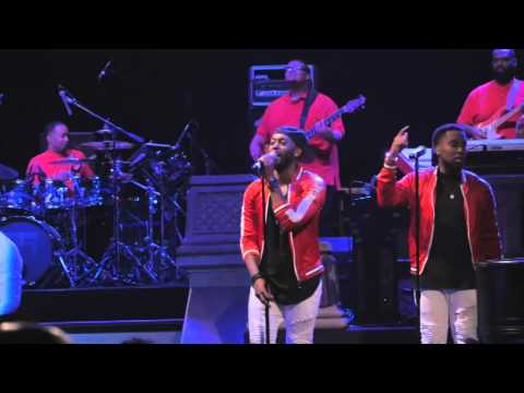 Kirk Franklin Milly Rocks to Melodies From Heaven (20 Years In One Night Tour DC 3-19-16)