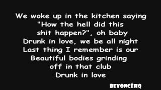 Beyonce Drunk In Love Ft Jay Z With mp3 and ringtone download