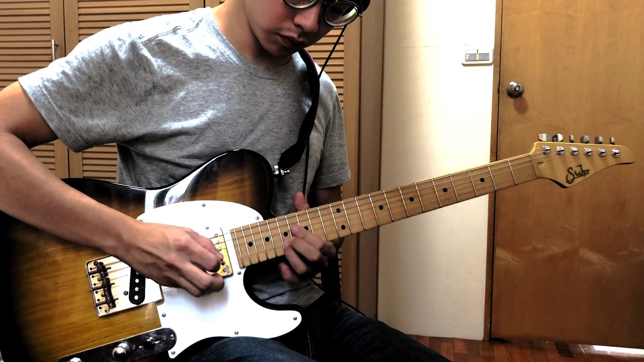 浪流連 - 茄子蛋(Solo cover) Qmo x Guitar x Cover - YouTube