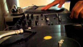 """DJ SPS """"one minute scratch attack"""""""