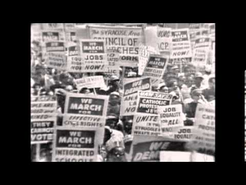 Faces of the Civil Rights Movement 1954 1968