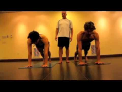 how to do hot flow yoga sun salutations  bikyasa hot
