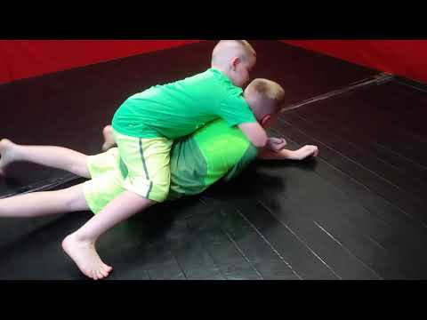Grappling training(1)