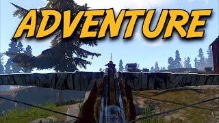 FINDING ADVENTURE - Rust