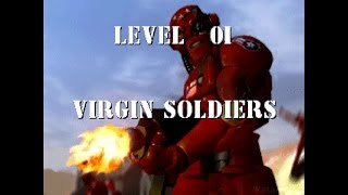 Z Walkthrough | Level 01 - Virgin Soldiers