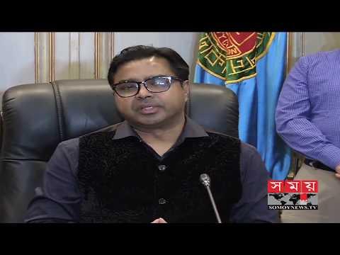 রাতে অফিস করছেন ঢাকা দক্ষিণের মেয়র সাঈদ খোকন ! | DSCC | Sayeed Khokon