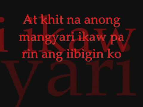 Ikaw Pa Rin by Letter Day Story (Lyrics)
