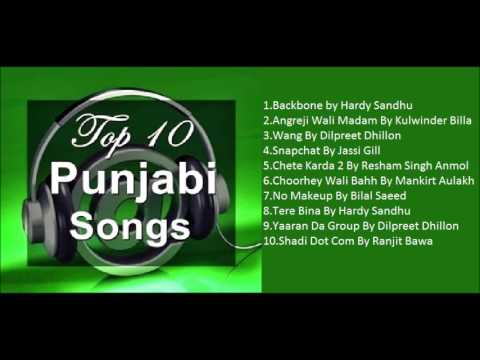 Top 10 Latest Punjabi Songs