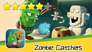 Zombie Catchers Day 46 Walkthrough Let's hunt zombies ! Recommend index five stars