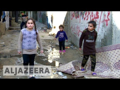 Gaza faces 'unprecedented' humanitarian crisis