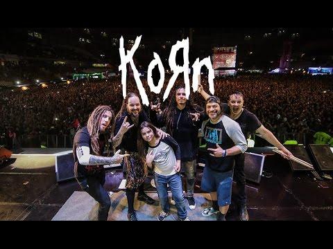 Korn ft Tye & Robert Trujillo (Metallica) - Blind 29/4/17 Vivo X El Rock 9 Lima, Perú (MULTICAM MIX)