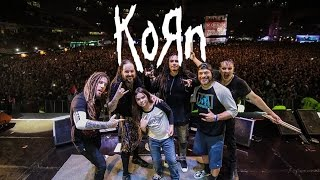 Korn ft Tye & Robert Trujillo (Metallica) - Blind 29/4/17 Vivo X El Rock 9 Lima, Perú (MULTICAM MIX)