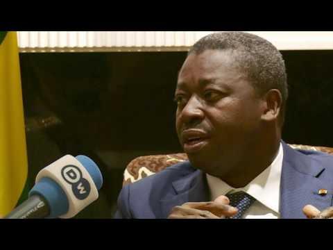 Faure Gnassingbé et les mandats présidentiels  DW