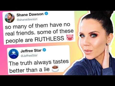 Shane Dawson Shades James Charles? Tati Westbrook Gets Cheated Once Again