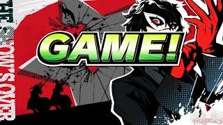 Super Smash Bros. Ultimate - Joker Final Smash Victory Screens