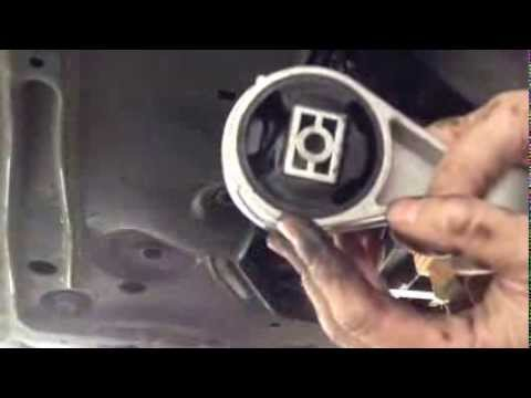 How to change motor mounts on a Ford Focus - YouTubeYouTube