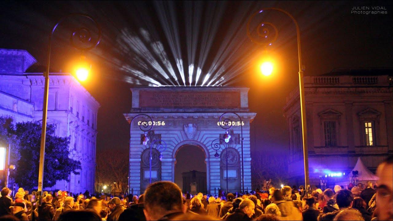 Montpellier la magie de no l et son c ur de lumi res for Decoration yennayer