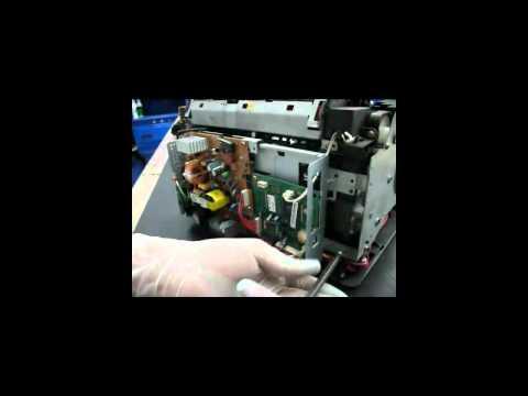 วิธีการเติมหมึก Xerox 3124 samsung ML 2240 1640 1610 change pick up roller.mp4 โดยคอมพิวท์