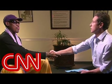 Rodman to CNN: Come with me to North Korea