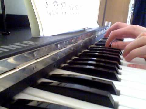 J.S. Bach Prelude 1 C-Major WTC 1 on Hohner Pianet T