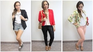 Cómo combinar Blazers | What The Chic Thumbnail