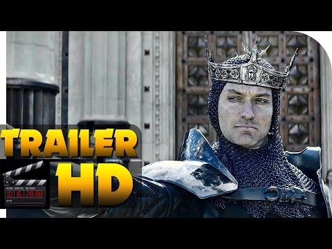 Рыцари Круглого стола: Король Артур (2017) фильм смотреть