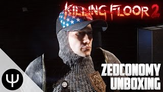 Killing Floor 2 — Zedconomy Unboxing!