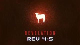 """November 8, Revelation 4-5, """"The Throne of God"""""""