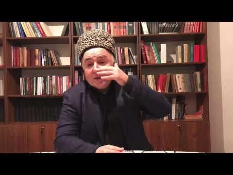 Обращение Сараждина Султыгова касаемо общественно-политической ситуации в РИ 1/2