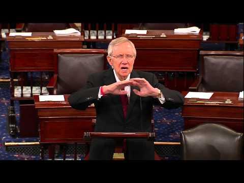 Farewell Remarks for Senator Jim Webb