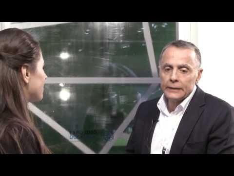 Fadi Ghandour interview at GES-EVA 2012
