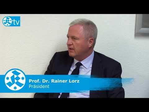 Interview mit dem Präsidenten der Stuttgarter Kickers Prof. Dr. Rainer Lorz