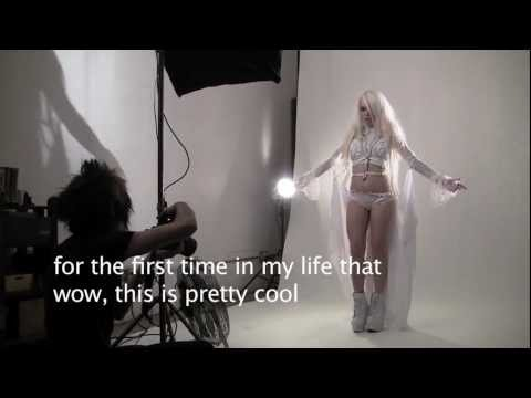 """Interview with Kerli about her single """"Zero Gravity"""""""