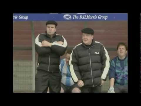 Football Crazy Assistant Coach Chewin The Fat Youtube