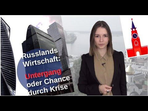 Russland: Wirtschafts-Untergang oder Chancen durch Krise?