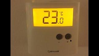 Thermostat montieren / Thermostat tauschen