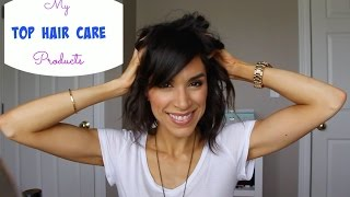 My Top Hair Care Products