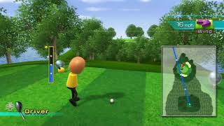 can i get mỳ first ever hole in one on wii sports golf