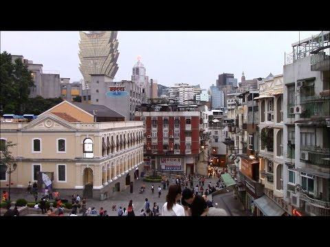 Ruins of St. Paul's - Historic Centre of Macau
