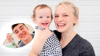 A Crazy Day In The Life Of 21 Year Old Parents!