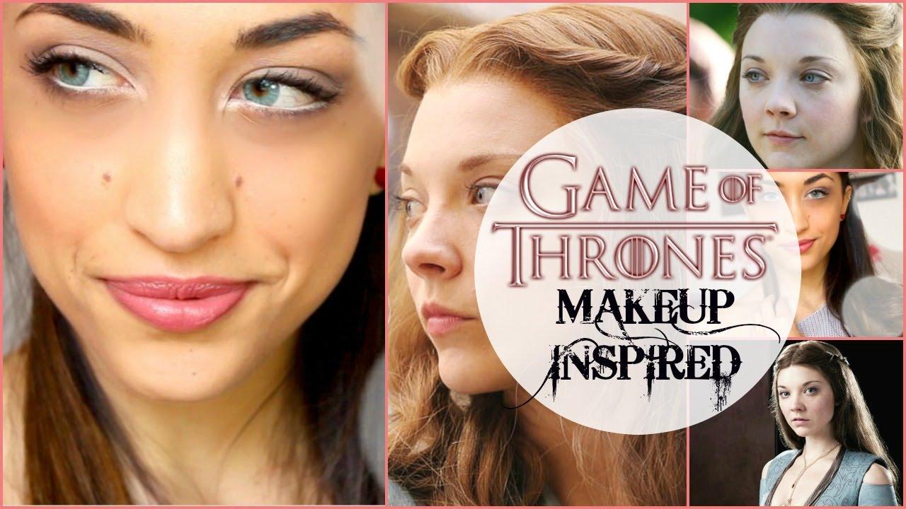 Game of thrones margaery tyrell makeup tutorial game of thrones margaery tyrell makeup tutorial polvereditrucco youtube baditri Images